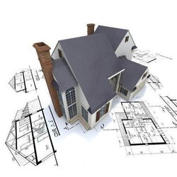House Architectural Designing Services in Client Site
