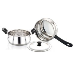 304 Stainless Steel Healux Cookware, For Cooking | ID