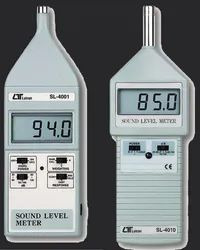 30-130 Db LCD Sound Level Meter, Model Name/Number: 4001, Accuracy: 1.8 dB