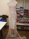 Net Party Wear Evening Gown