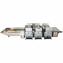 Three Colour Flexo Board Printing Machine