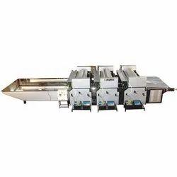 Three Colour Flexo Board Printing Machine