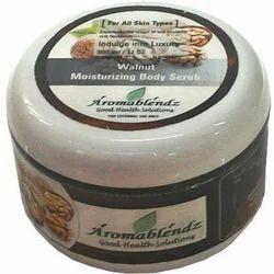 Aromablendz Walnut Body Moisturizing Scrub