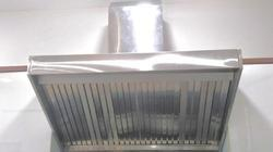 INDUSTRIAL HOOD(STAINLESS STEEL)