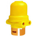 Tiger Urea Formaldehyde Pemdent Adaptor Yellow