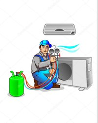 WINDOW AC SERVICE IN SURAT, Capacity: >2 Tons