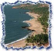 Anjuna海滩