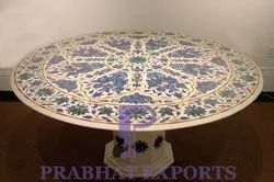 Precious Inlay Work with Table Top