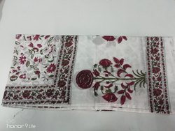 Hand Printed Cotton Dupatta By Meera