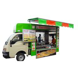 Food Van Body