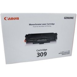 Canon 309 Toner Cartridge (Black) Original