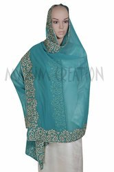 Fancy Party Wear Women's Scarf Dupatta
