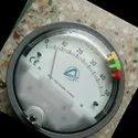 Aerosense Model ASGC-10CM Differential Pressure Gauge Range 5-0-5 CM