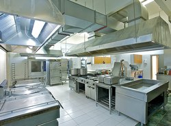 Steel Fabrication Of All Types For Kitchen And Laboratories.
