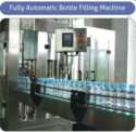 Stainless Steel Fully Automatic Bottle Filling Machine, 2 To 10 Kw