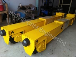 L Block Type End Carriage