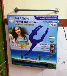 Pad Vending Machine
