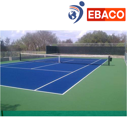 Ebaco Maple Tennis Sports Flooring