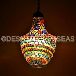 Decorated Big Hanging Light