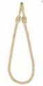Dark Beige Mix Rope Tieback