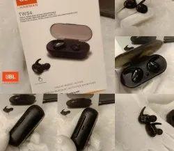 Mobile Black JBL Bluetooth Earphones, Model Name/Number: TWS4