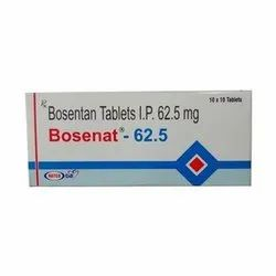 Bosenat 62.5 Mg Tablet
