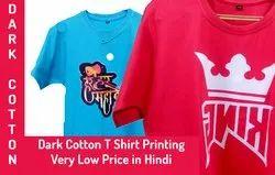 T-Shirt Printing And Sublimation Printing