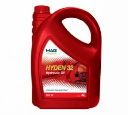 Hydraulic Oil (Mag Hyden Aw Iso 32), Packing Size: 0-5