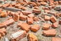 Makan Red Broken Bricks For Construction