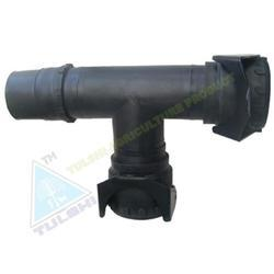 EPC Type Sprinkler Tee with Clamp Rubber Ring
