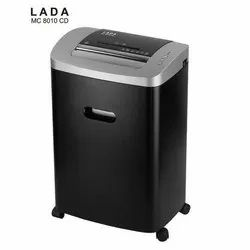 Paper Shredder Machine-MC  8010 CD