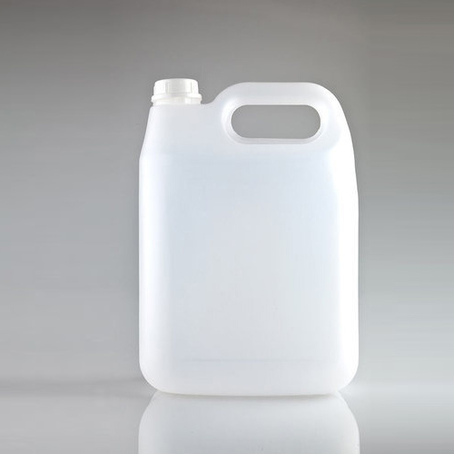 White Plastic Jerry Can, Rs 35 /piece Vikas Containers | ID: 15091760148