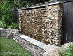 Sheet Waterfall Fountain