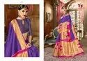 Umanga Vol 1 Kanjivaram Art Silk Saree By Yadu Nandan Fashion