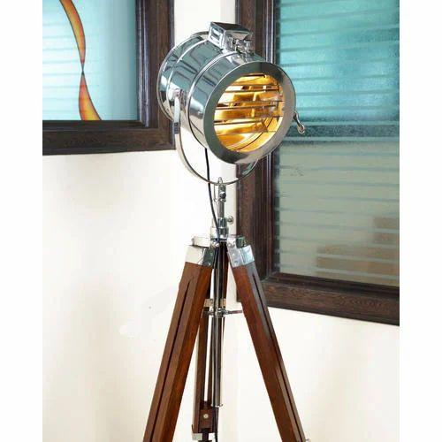 Nautical tripod floor lamp floor lamp aristocratic enterprises nautical tripod floor lamp mozeypictures Images