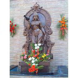 Brown Sculptures Statue, for Exterior Decor