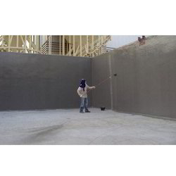 FRP Lining Services in Acid Storage Tanks