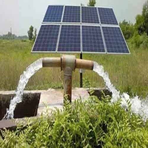 Solar Water Pump 1 Hp Model Name Number Jsswp001 Rs 160000 Number Id 11442665848