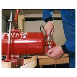 Fire Extinguisher Refilling Service, Location: M.P