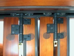 Great Folding Door Hardware