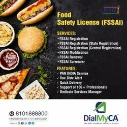 Fssai Registration Services Or Food License Registration, In Pan India, Best In Industry