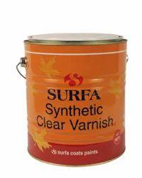 Synthetic Clear Varnish Enamel Paint