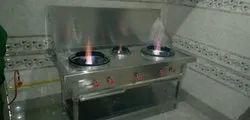 Chineess Cooking Range