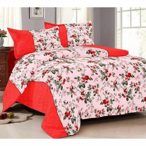 Fancy Bed Sheet
