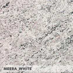 Meera White Granite Stone, 10-15 Mm