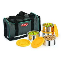 Esteelo X-4 Stainless Steel Insulated Lunch Pack