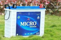Micro Tall Tubular C20 12 V 150 Ah Batteries
