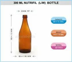 Pharma Nutrifil Glass Bottle 300 Ml