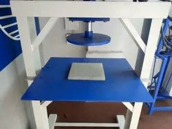 Paper Plate Round Cutting Machine
