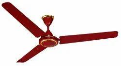 Gemko Plus Brown Ceiling Fan, Warranty: 2 Year